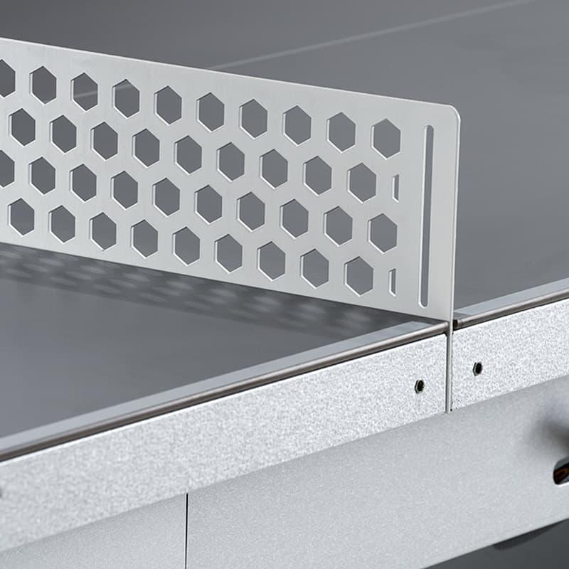 Metallnetz: Outdoor Tischtennisplatte Pro 510 M